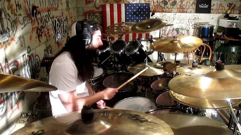 Glen Monturi - Victimized (KoRn Instrumental Drum Cover)