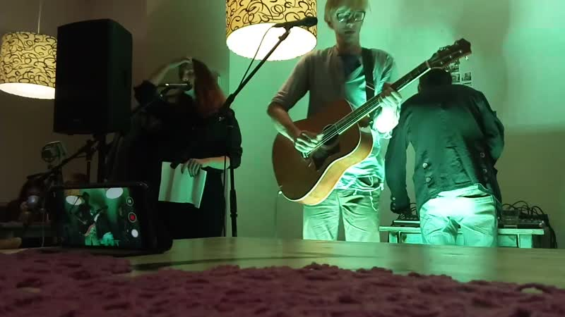 IBRAGIM Feat. George Fog - Электричество Live in ''Корица''