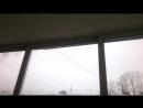 Как мой балкон весь затопило