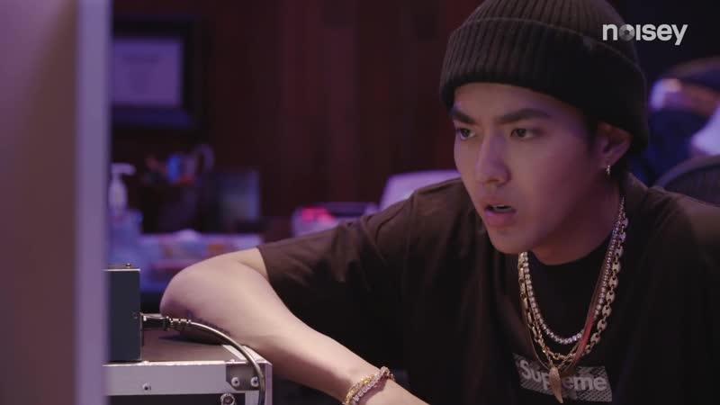 181205 Kris Wu @ Noisey Raps