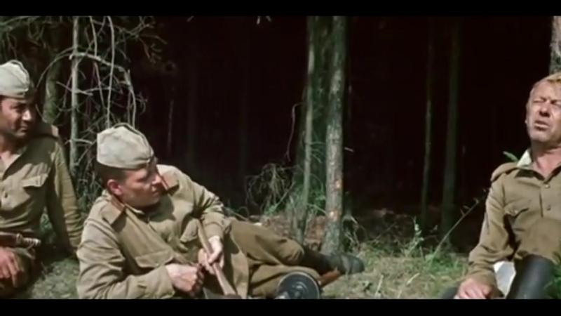 «Ожидание полковника Шалыгина» (1981) - военный, реж. Тимур Золоев