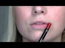 Как правильно красить губы. Коррекция формы губ