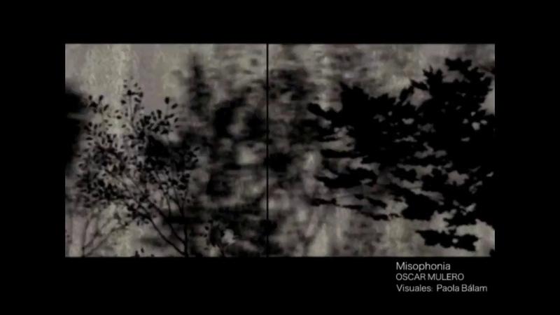 Vj Clip OSCAR MULERO Misophonia Paola Balam