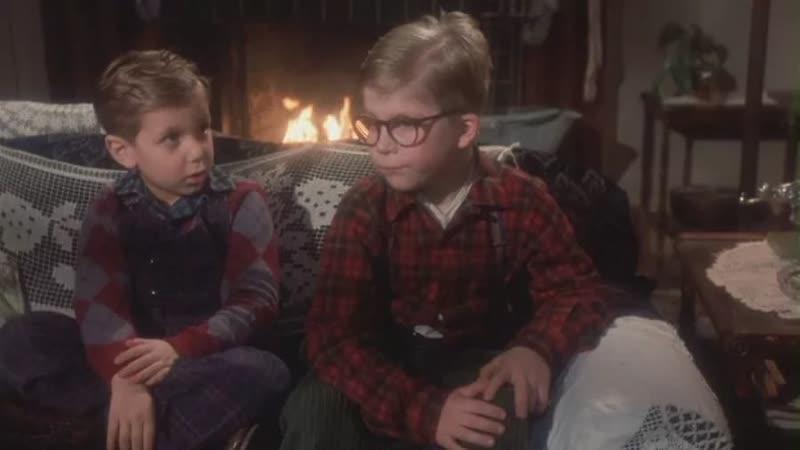 """""""Рождественская история A Christmas Story"""" (США, 1983)"""