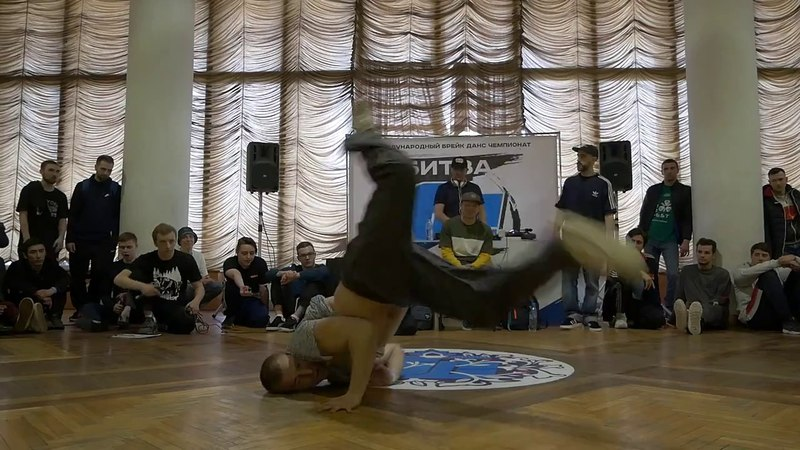 One Shot vs Max FIT | MASTERS breaking | 1/8 | BATTLE OF STYLE | VLADIMIR | 07.04.18