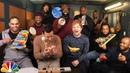 Jimmy Fallon, Ed Sheeran The Roots Sing Shape of You (Classroom Instruments)