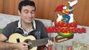 Woody Woodpecker Theme - Mini Guitar (Marcos Kaiser)