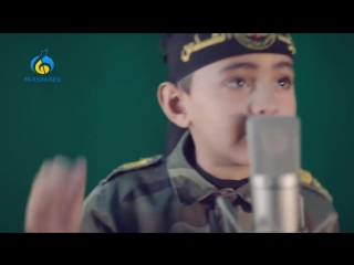 'طل السبع' - الطفل محمد وائل البسيوني - فريق مشاعل الفني - غزة.mp4