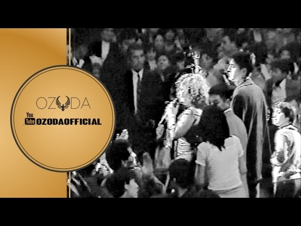 Ozoda Endi man ketaman Concert 2002