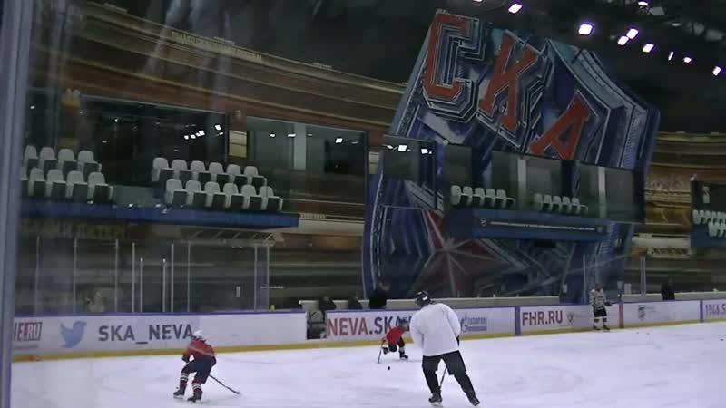Ледовая Арена СКА Александр Кислов 9 2010 г.р