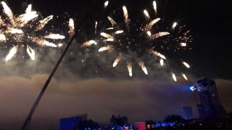 Карнавал света Москва 2018