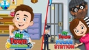 My Town : Police Station New Update and Old - Best Pretend Play App for Kids