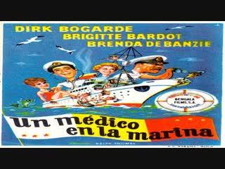 Comedia.-un médico en la marina.-(1955).español