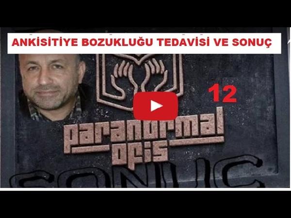 PARANORMAL OFİS 861 Tevbe-i Sayik SEANS SONUÇLARI 6ar44