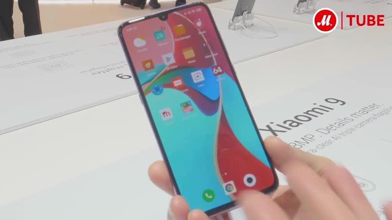 Обзор смартфона Xiaomi Mi 9 с Кимом Коршуновым