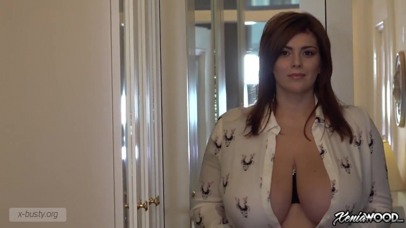 Busty Xenia Wood Нина Потрапелюк Big Tits Natural Russian Ukrainian PlusSize BBW Сиськи Русские Пышка