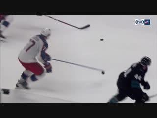 NHL 2018-2019 / RS / 01.11.2018 / Columbus Blue Jackets vs San Jose Sharks