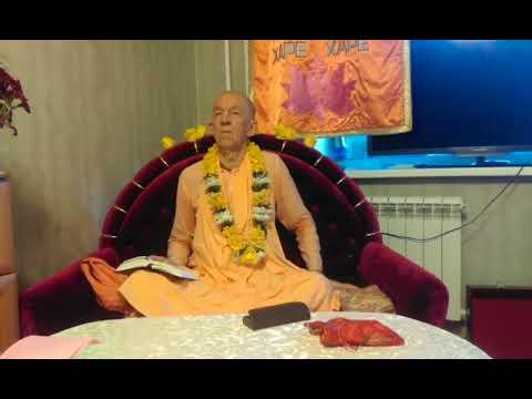 BVV Narasimha Swami, BG 9.13-14 Blagoveshchensk, 02.08.2018 (Eng-Rus)