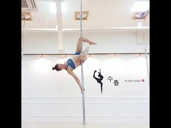 Pole Dance Связка для динамичного пилона 168