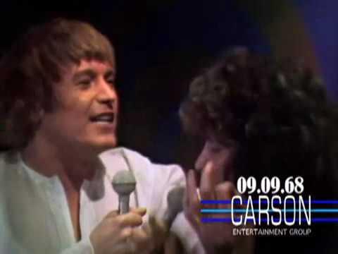 Hair - Johnny Carson's Tonight Show Sept 9, 1968