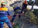 Сюжет ИТВСпециалисты «КРЫМ-СПАС» провели учебные поисково-спасательные работы