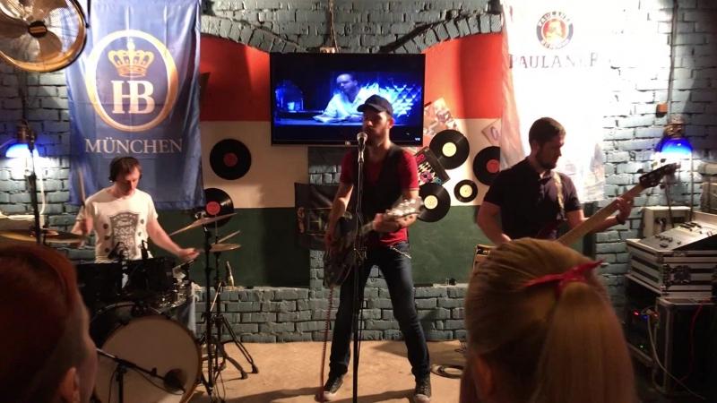 Dak Houze - Дорога Live @ Harats Pub