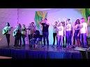 Презентация команды Приморский медиадесант на фестивале Пробный шар в Лучегорске 20 04 2018