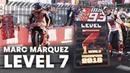 Marc Márquez Levels Up to Win His 7th World Class Tile MotoGP 2018