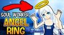 SOUL WORKER ➲ ANGEL RING НИМБ ИЛИ АНГЕЛЬСКОЕ КОЛЬЦО КАК ПОЛУЧИТЬ ГДЕ ВЗЯТЬ АЧИВКА
