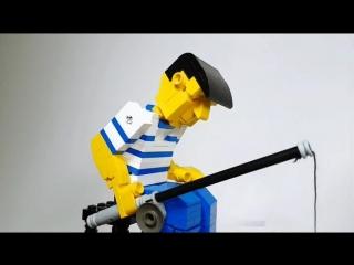 LEGO-Fisherman