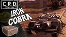 Crossout: [ turrets x4 ] IRON COBRA [ver. 0.9.110]