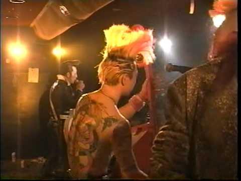 Burgundy Cherry GO GO MIDNITE 極寒MUSTBACK TOUR 2004.02.25
