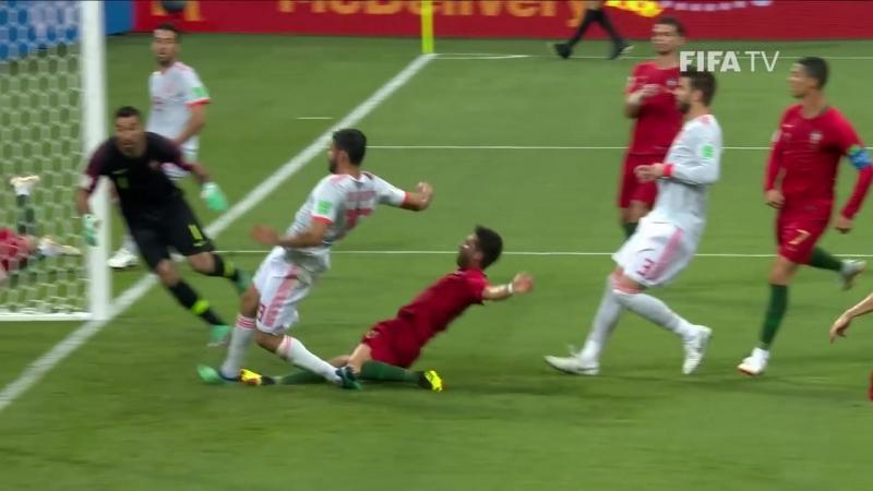 Diego COSTA (ESP) GOAL 2 v Portugal - MATCH 3