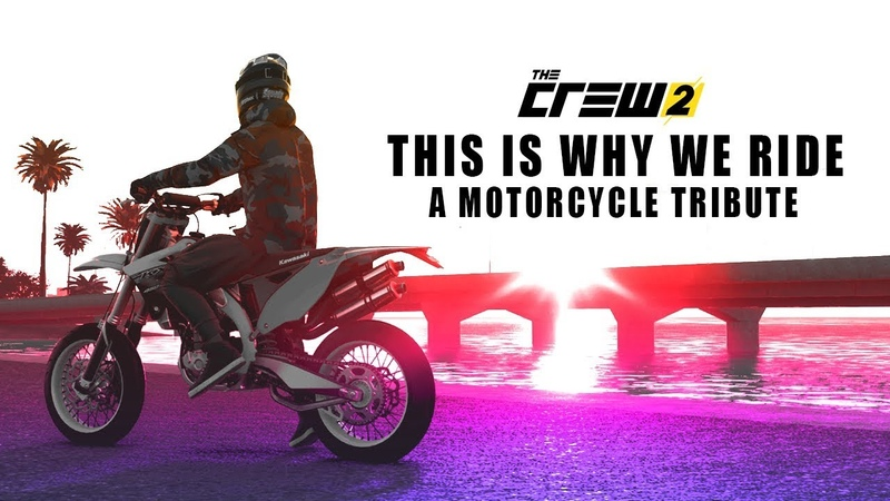 The Crew 2 MOTORCYCLE TRiBUTE .,...