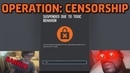 OPERATION GET BANNED LOL