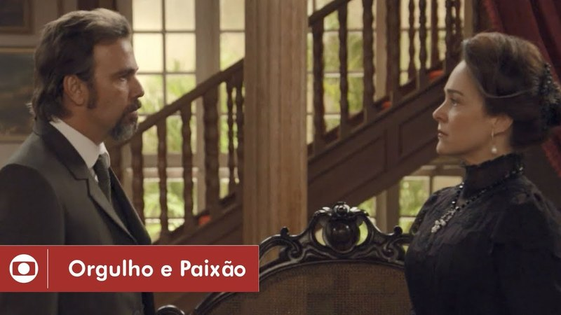 Orgulho e Paixão: capítulo 45 da novela, quinta, 10 de maio, na Globo.