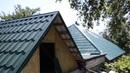 Новая кровля на старую крышу без замены стропил Как сэкономить на крыше из метало черепицы