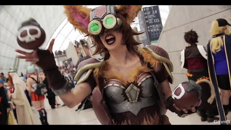 LBM 2018 - Cosplay Video