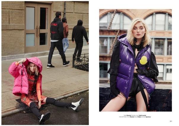 Эльза Хоск Harper's Bazaar Турция, Ноябрь 2018