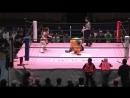 Maho Kurone Su Yung vs Shoko Nakajima Yuka Sakazaki TJP Yes Wonderland 2018 ~ Break Myself