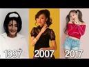 Female K-Pop BOPs 1997 - 2018