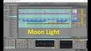 Cuneyt Polat Demir Ali Atilgan Moon Light Ableton Live project