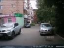 Соблюдайте скоростной режим в жилой зоне!