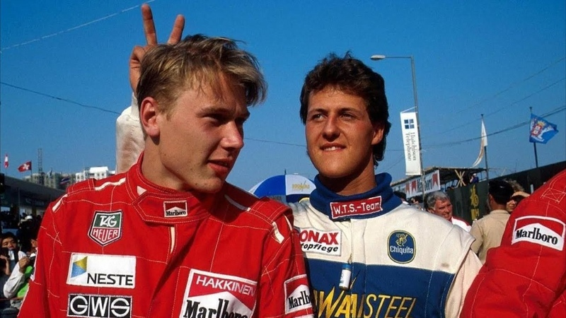 If You Hate Mika Hakkinen Watch This Video