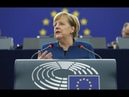 Европейская армия: Меркель поддержала идею Макрона создать общеевропейские войска