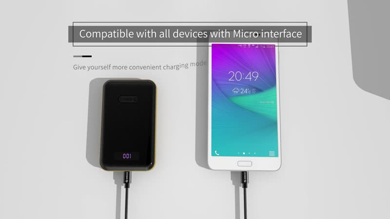 ORICO USB Type C Cable type-c Fast Charging Data Cable USB Charger for Xiaomi Mi5 Oneplus 3 2 Meizu Pro 6 Nexus 5X