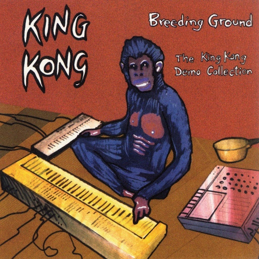 King Kong Music альбом Breeding Ground