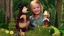 Snap 'N Fashion Doll ¦ Masha and the Bear at ToysRUs