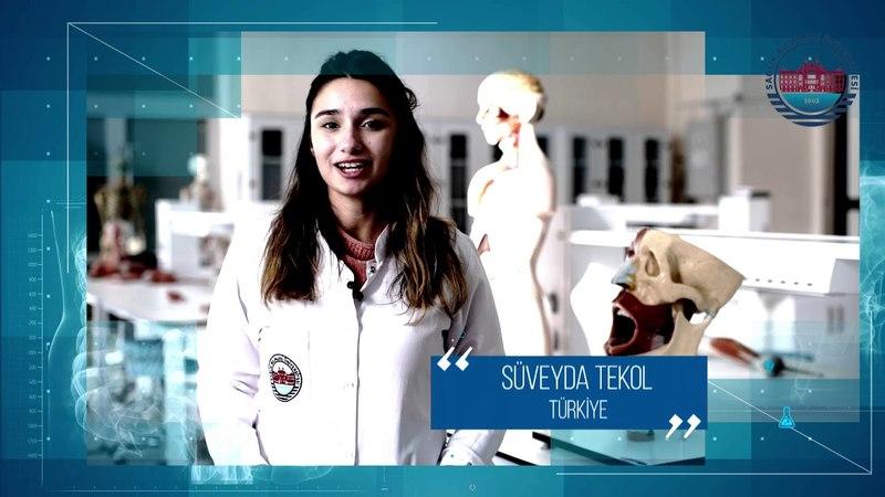 Sağlık Bilimleri Üniversitesi Tanıtım Filmi - 2017
