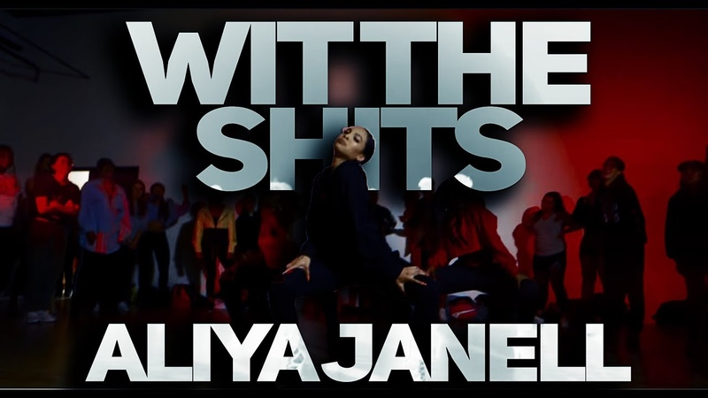 WIT THE SH**TS Meek Mill Aliya Janell Choreography QueensNLettos